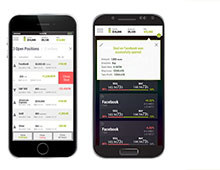 ufx trading mobile