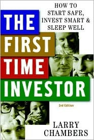 couverture livre The First Time investor